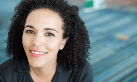 Interview with Thrift Diving's Serena Appiah