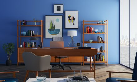 How to Turn your Unused Room Into an Office for Less Than $500