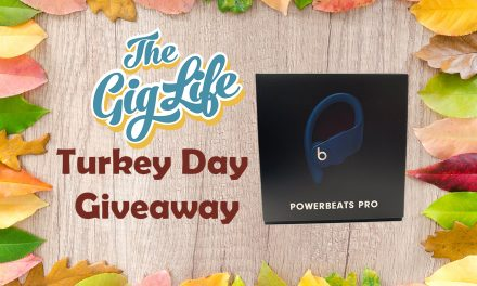 The Gig Life Turkey Day Giveaway