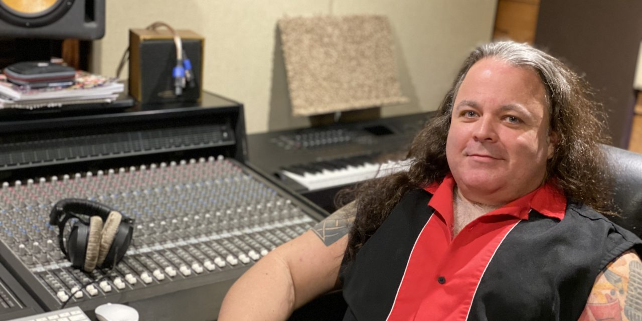 Interview with Music Producer and Musician Donny Hammonds
