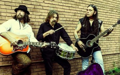Interview With Steve Rangel From the Band, Whiskey, Stills and Mash