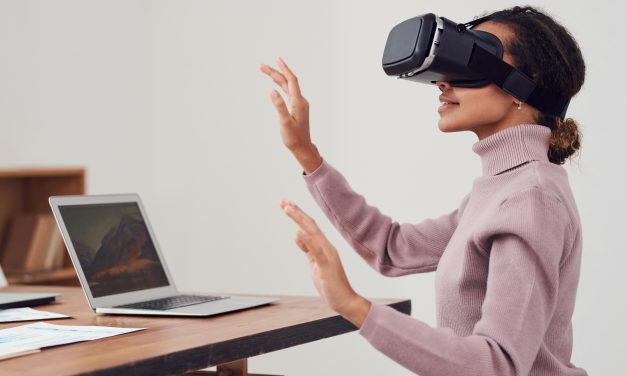 How Small Businesses Might Use AI & VR