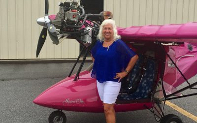Interview with Pilot Kim Arrowood